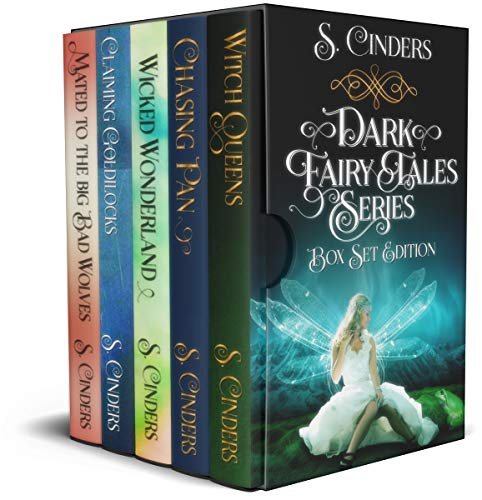 Dark Fairy Tale Series by S Cinders
