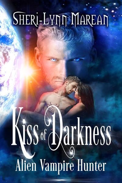 Kiss of Darkness by Sheri-Lynn Mrean